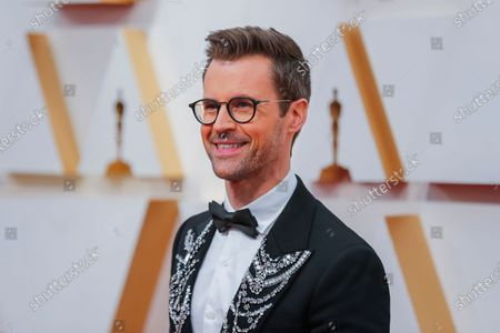 Brad Goreski arrives for the 92nd annual Academy Awards ceremony at the Dolby Theatre in Hollywood, California, USA, 09 February 2020. The Oscars are presented for outstanding individual or collective efforts in filmmaking in 24 categories.