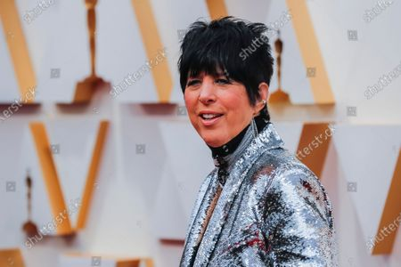 Diane Warren arrives during the 92nd annual Academy Awards ceremony at the Dolby Theatre in Hollywood, California, USA, 09 February 2020. The Oscars are presented for outstanding individual or collective efforts in filmmaking in 24 categories.