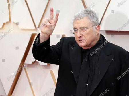 Randy Newman arrives for the 92nd annual Academy Awards ceremony at the Dolby Theatre in Hollywood, California, USA, 09 February 2020. The Oscars are presented for outstanding individual or collective efforts in filmmaking in 24 categories.