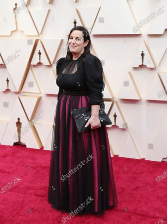 Editorial picture of Arrivals - 92nd Academy Awards, Hollywood, USA - 09 Feb 2020