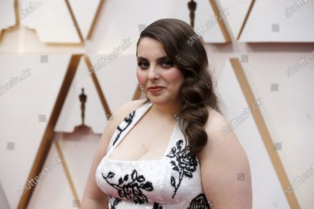 Beanie Feldstein arrives for the 92nd annual Academy Awards ceremony at the Dolby Theatre in Hollywood, California, USA, 09 February 2020. The Oscars are presented for outstanding individual or collective efforts in filmmaking in 24 categories.