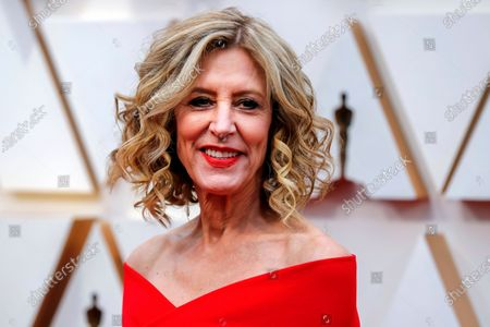 Christine Lahti arrives for the 92nd annual Academy Awards ceremony at the Dolby Theatre in Hollywood, California, USA, 09 February 2020. The Oscars are presented for outstanding individual or collective efforts in filmmaking in 24 categories.