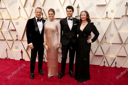 Editorial photo of Arrivals - 92nd Academy Awards, Hollywood, USA - 09 Feb 2020