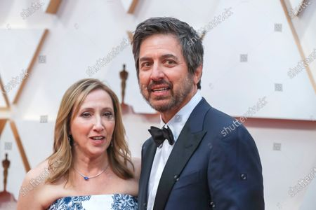 Stock Photo of Ray Romano and Anna Romano arrive for the 92nd annual Academy Awards ceremony at the Dolby Theatre in Hollywood, California, USA, 09 February 2020. The Oscars are presented for outstanding individual or collective efforts in filmmaking in 24 categories.