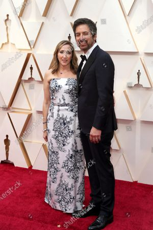 Ray Romano and Anna Romano arrive for the 92nd annual Academy Awards ceremony at the Dolby Theatre in Hollywood, California, USA, 09 February 2020. The Oscars are presented for outstanding individual or collective efforts in filmmaking in 24 categories.
