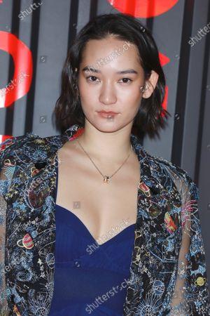 Stock Image of Mona Matsuoka