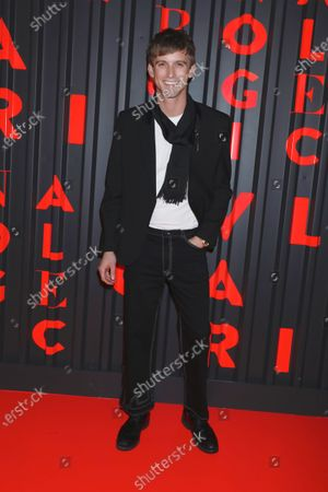 Editorial picture of Bvlgari x B.Zero1 Rock Collection debut party, Fall Winter 2020, New York Fashion Week, USA - 06 Feb 2020
