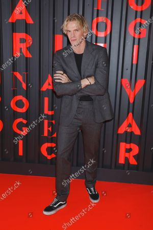 Editorial photo of Bvlgari x B.Zero1 Rock Collection debut party, Fall Winter 2020, New York Fashion Week, USA - 06 Feb 2020