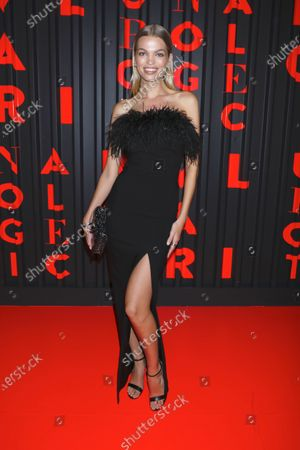 Stock Picture of Daphne Groeneveld