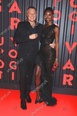 Jean-Christophe Babin and Alicia Burke