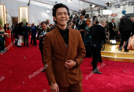 Stock Photo of John Cho arrives at the Oscars, at the Dolby Theatre in Los Angeles
