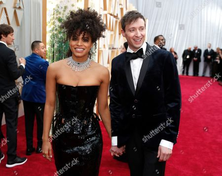 Editorial image of 92nd Academy Awards - Red Carpet, Los Angeles, USA - 09 Feb 2020