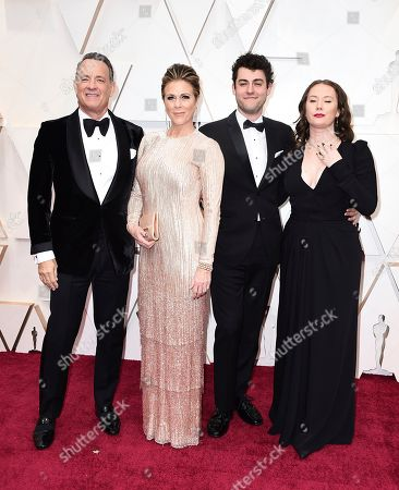 Editorial picture of 92nd Academy Awards - Arrivals, Los Angeles, USA - 09 Feb 2020