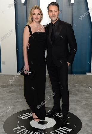 Stock Picture of Shannan Click and Jack Huston