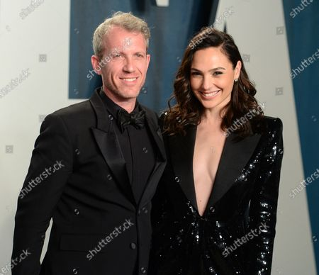 Gal Gadot and husband Yaron Varsano