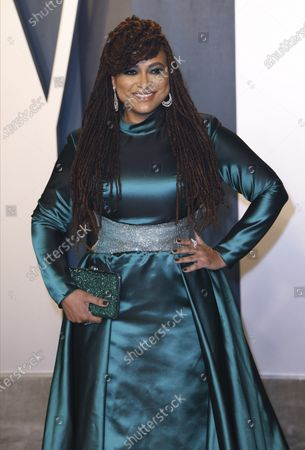 Ava DuVernay attends the 2020 Vanity Fair Oscar Party following the 92nd annual Academy Awards ceremony, in Beverly Hills, California, USA, 09 February 2020. The Oscars are presented for outstanding individual or collective efforts in filmmaking in 24 categories.