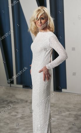 Judith Light attends the 2020 Vanity Fair Oscar Party following the 92nd annual Academy Awards ceremony in Beverly Hills, California, USA, 09 February 2020. The Oscars are presented for outstanding individual or collective efforts in filmmaking in 24 categories.