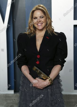 Mary McCormack attends the 2020 Vanity Fair Oscar Party following the 92nd annual Academy Awards ceremony, in Beverly Hills, California, USA, 09 February 2020. The Oscars are presented for outstanding individual or collective efforts in filmmaking in 24 categories.