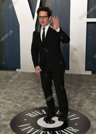J.J. Abrams attends the 2020 Vanity Fair Oscar Party following the 92nd annual Academy Awards ceremony, in Beverly Hills, California, USA, 09 February 2020. The Oscars are presented for outstanding individual or collective efforts in filmmaking in 24 categories.