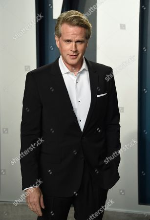 Cary Elwes arrives at the Vanity Fair Oscar Party, in Beverly Hills, Calif