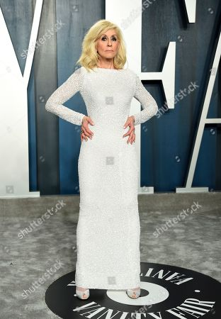 Judith Light arrives at the Vanity Fair Oscar Party, in Beverly Hills, Calif