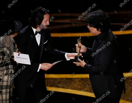 Editorial photo of Ceremony - 92nd Academy Awards, Hollywood, USA - 09 Feb 2020