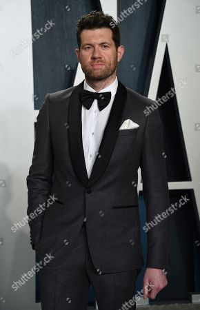 Billy Eichner arrives at the Vanity Fair Oscar Party, in Beverly Hills, Calif