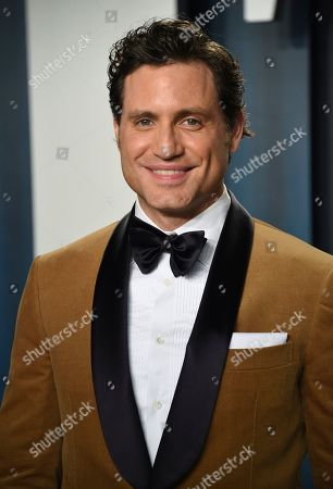 Edgar Ramirez arrives at the Vanity Fair Oscar Party, in Beverly Hills, Calif