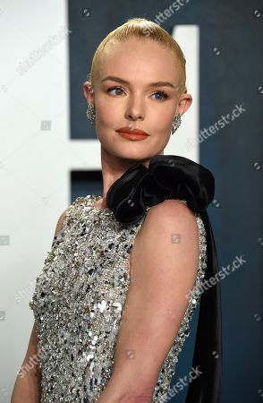 Kate Bosworth arrives at the Vanity Fair Oscar Party, in Beverly Hills, Calif