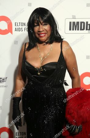 Mary Wilson arrives at the 2020 Sir Elton John AIDS Foundation Oscar Viewing Party, in West Hollywood, Calif