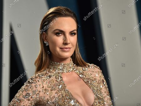 Stock Picture of Elizabeth Chambers