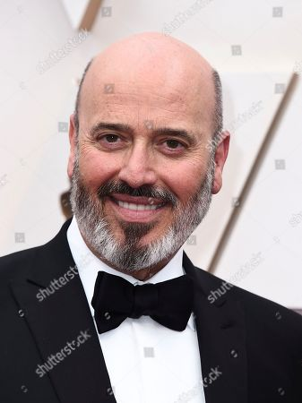 Stock Photo of Mark Bridges arrives at the Oscars, at the Dolby Theatre in Los Angeles