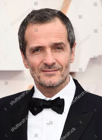 Stock Image of David Heyman arrives at the Oscars, at the Dolby Theatre in Los Angeles