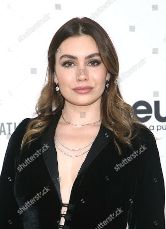 Stock Photo of Sophie Simmons
