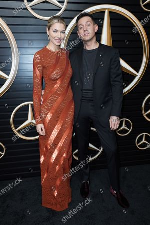Editorial picture of Mercedes-Benz Annual Academy Awards Viewing Party, Los Angeles, USA - 09 Feb 2020