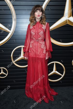 Editorial image of Mercedes-Benz Annual Academy Awards Viewing Party, Los Angeles, USA - 09 Feb 2020