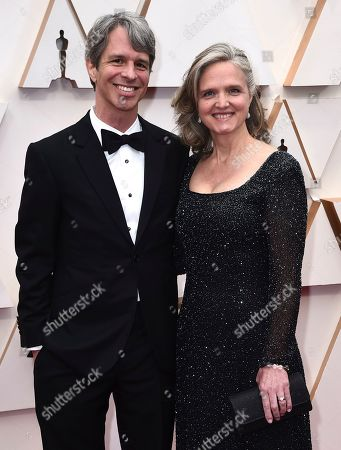 Marshall Curry, Elizabeth Martin. Marshall Curry, left, and Elizabeth Martin arrive at the Oscars, at the Dolby Theatre in Los Angeles