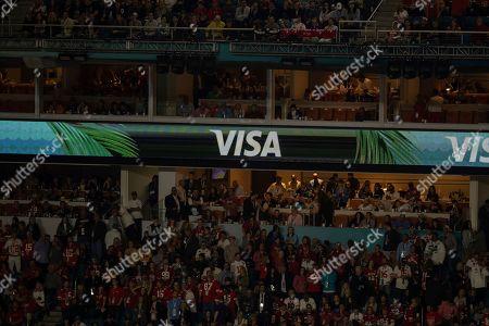 Editorial image of 49ers Chiefs Super Bowl Football, Miami Gardens, USA - 02 Feb 2020