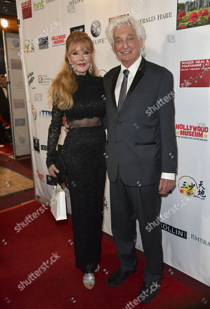 Editorial image of Roger Neal and Maryanne Lai 2020 Oscar Viewing Party, Los Angeles, USA - 09 Feb 2020