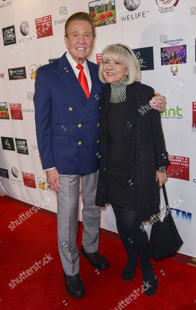 Editorial picture of Roger Neal and Maryanne Lai 2020 Oscar Viewing Party, Los Angeles, USA - 09 Feb 2020