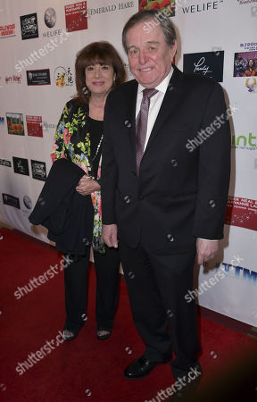 Teresa Modnick and Jerry Mathers