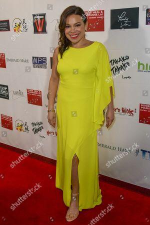Stock Photo of Gloria Garayua