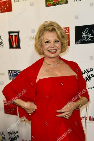 Stock Picture of Kathy Garver