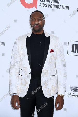 Editorial photo of Elton John AIDS Foundation Oscar Viewing Party, Los Angeles, USA - 09 Feb 2020