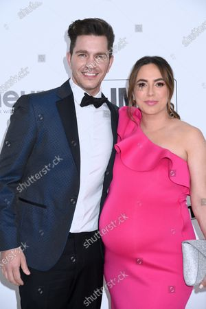 Editorial image of Elton John AIDS Foundation Oscar Viewing Party, Los Angeles, USA - 09 Feb 2020