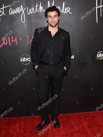 Stock Picture of Jack Falahee