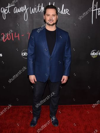 Editorial photo of 'How to Get Away with Murder' TV series finale, Los Angeles, USA - 08 Feb 2020