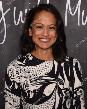Stock Image of Anne-Marie Johnson