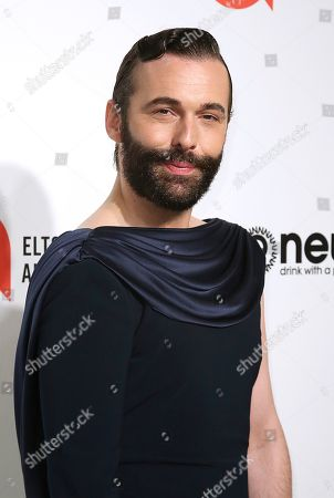 Editorial photo of 2020 Elton John AIDS Foundation Oscar Viewing Party, West Hollywood, USA - 09 Feb 2020