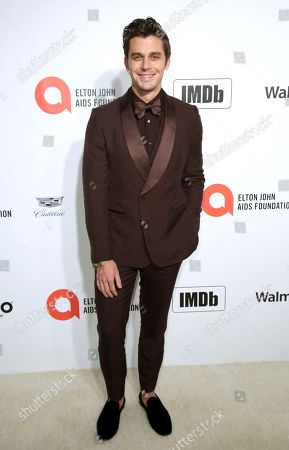 Editorial image of 2020 Elton John AIDS Foundation Oscar Viewing Party, West Hollywood, USA - 09 Feb 2020